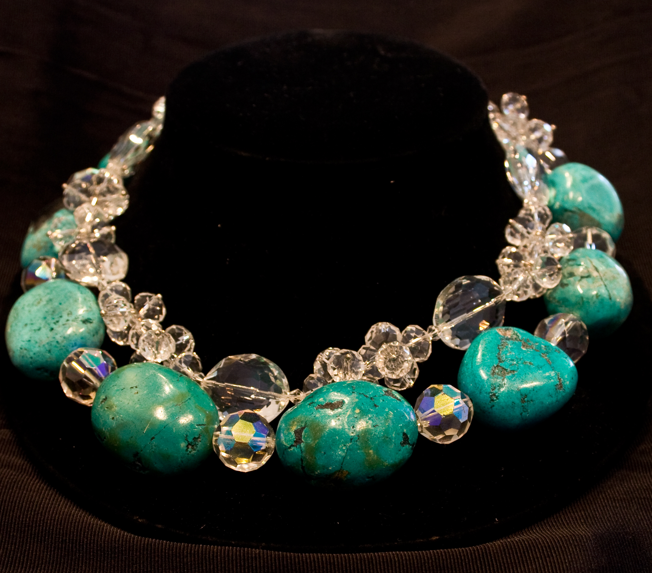 Beaded Necklages & Earrings. Beaded jewelry ...